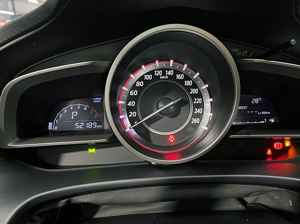 2016 馬自達 Mazda3 4d 2.0    非豐田 本田 三菱