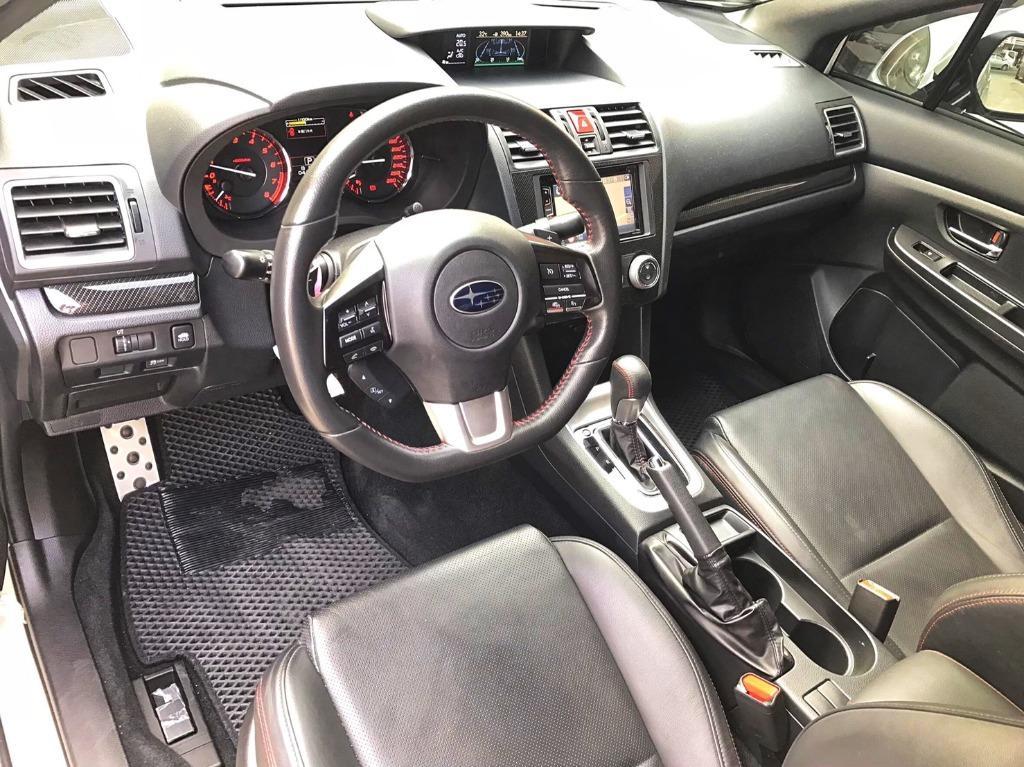 2016 Subaru WRX 2.0L 白