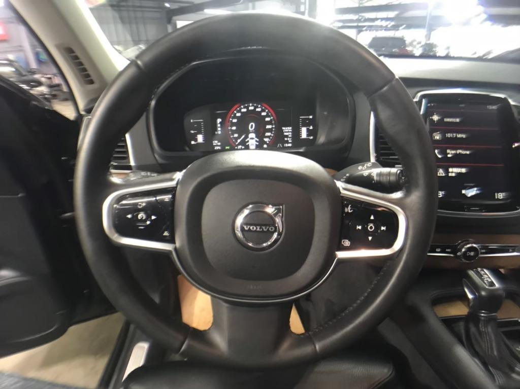 2016 Volvo Xc90 D4 M+  2.0d 五人座柴油旗艦款   富豪 非寶馬 賓士 保時捷 奧迪