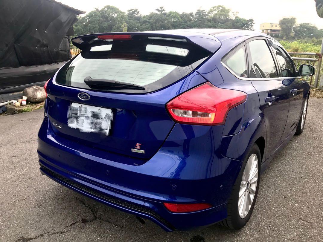 2016年Ford FOCUS S版里程保證少內裝外觀漂亮
