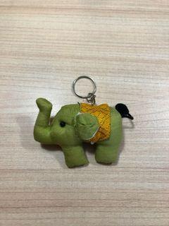 泰國小象鑰匙圈