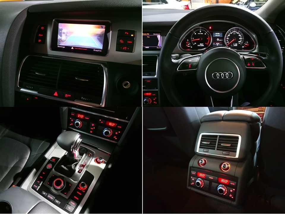 Audi Q7 3.0 TDI quattro tiptronic Auto