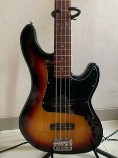 Bass Electric Cort GB34JJ