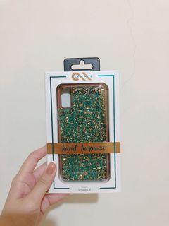 Case-Mate iPhone X / Xs Karat Turquoise 藍綠金箔防摔手機保護殼