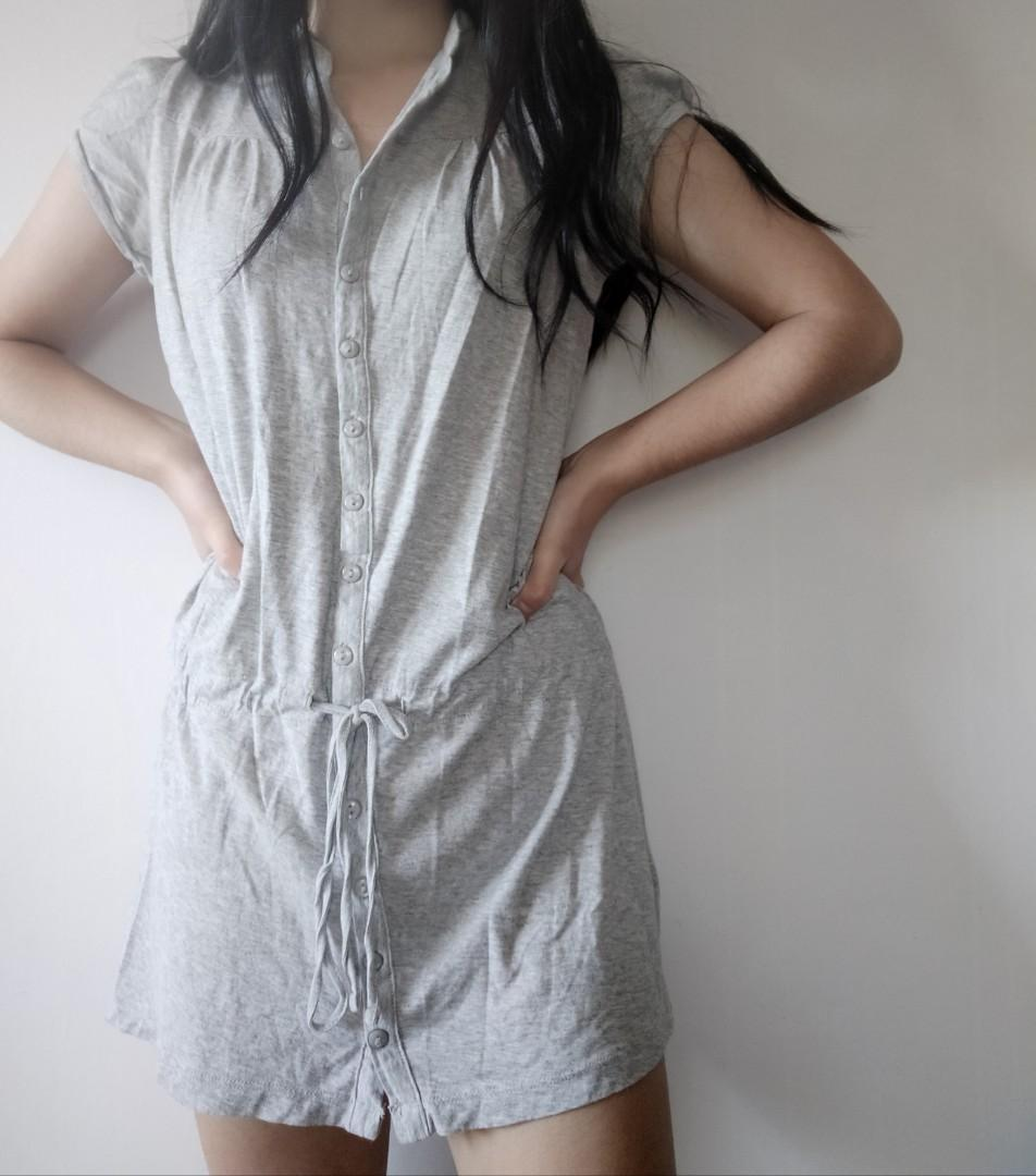 Cotton on shirt-dress
