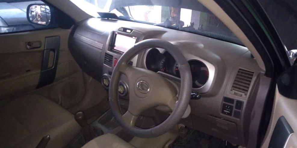 Daihatsu Terios 1.5 TX MT 2010,Pilihan Hemat Untuk Bertualang
