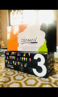 DENMAX face mask (3ply and 4ply)