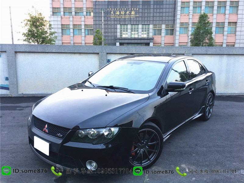 三菱FORTIS 1.8CC 黑色
