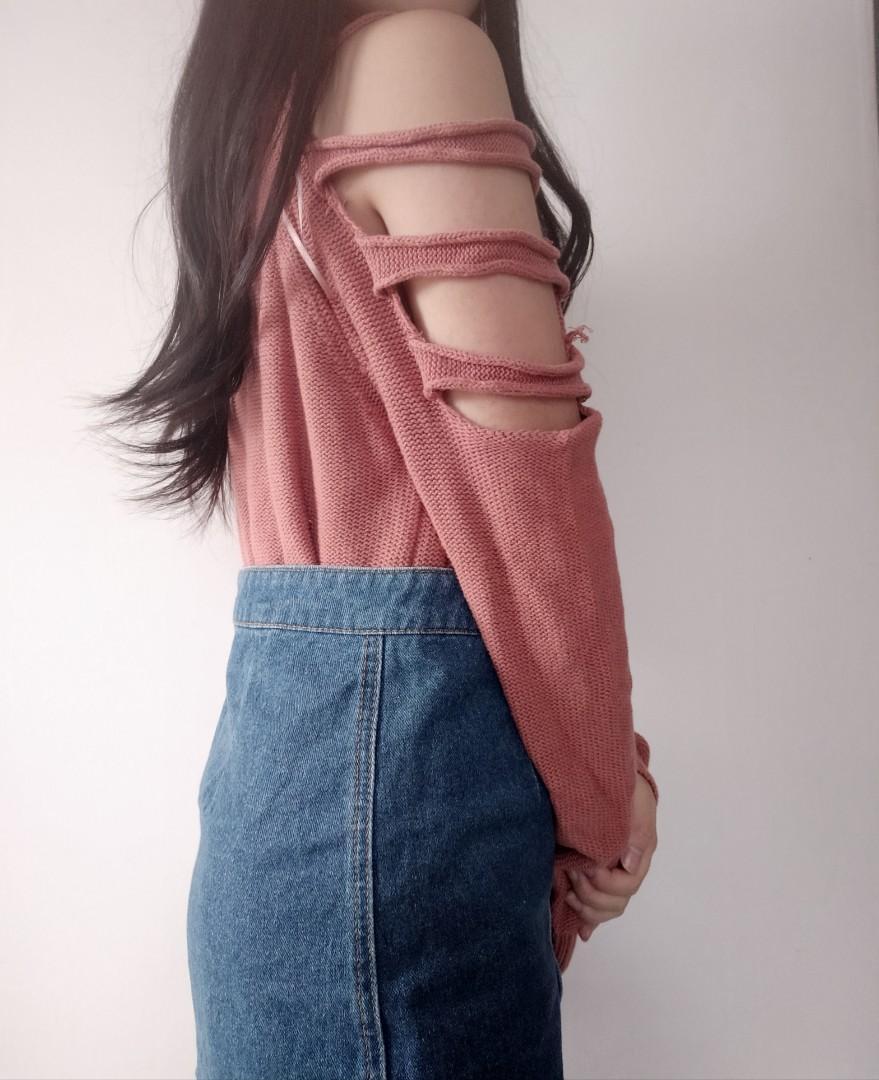 JayJays Knit Sweater