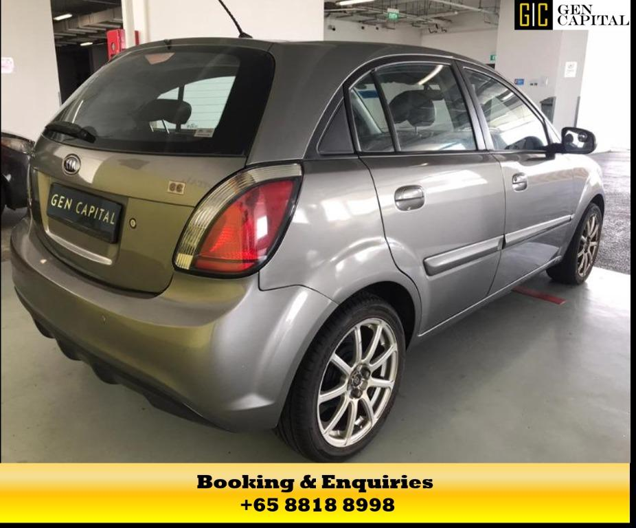 Kia Rio - 50% during circuit breaker period! Come sign up with us now to enjoy this mega saving, whatsapp me at +65 92344321!