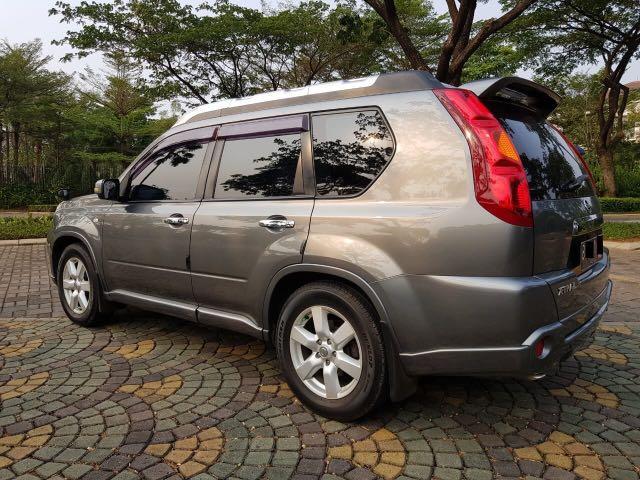 Nissan X-Trail 2.5 XT AT 2009,Ketampanan Dalam Jangkauan