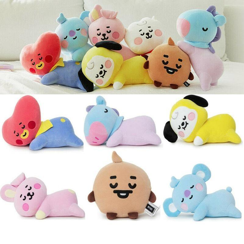 #CarousellBelanja  🌼OFFICIAL BT21 BABY MINI PILLOW