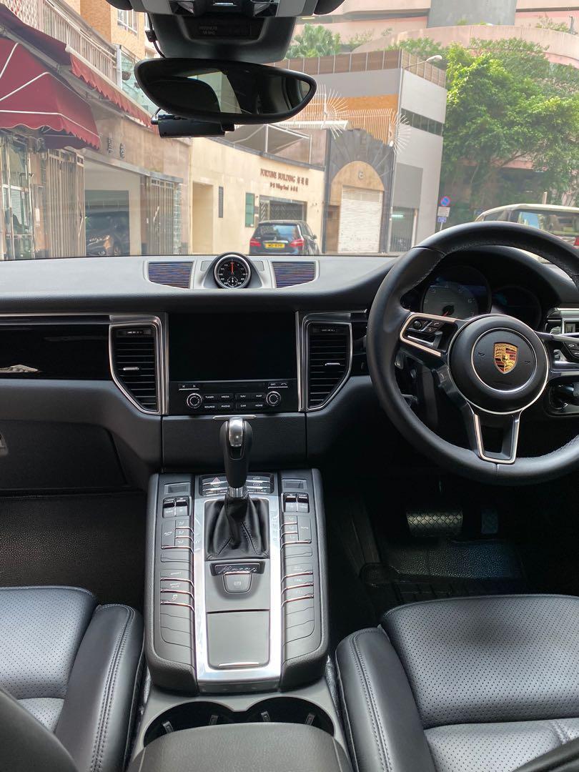 Porsche Macan 3.0 S V6 (A)