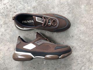 Prada Cloudbust Knit Sneakers size US10 NEW