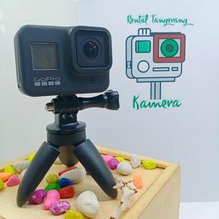 Rental GoPro Hero8 Black ✓