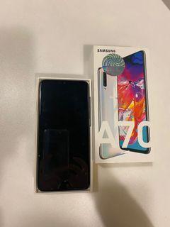 Samsung A70 A7050 White