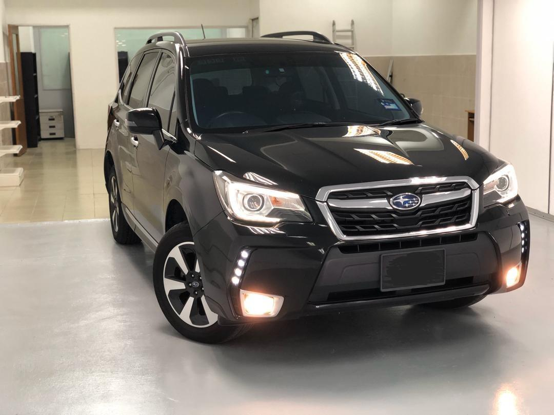 SEWA BELI BERDEPOSIT>>Subaru Forester 2.0i.p New FACELIFT 2017