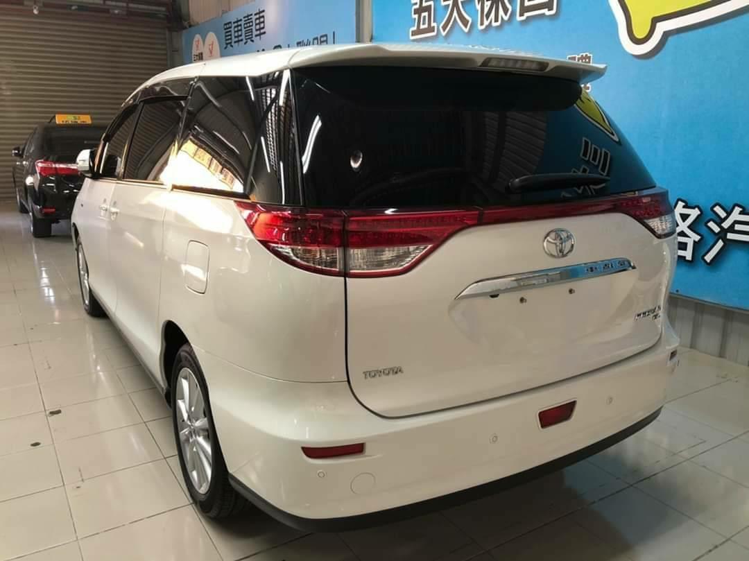 TOYOTA 2014/05 出廠 PREVIA 2.4豪華版 原車鈑件