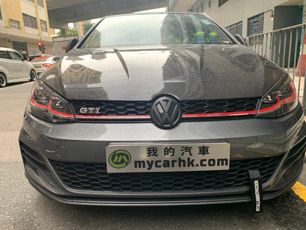 Volkswagen Golf 2.0 GTI TSI DSG (A)