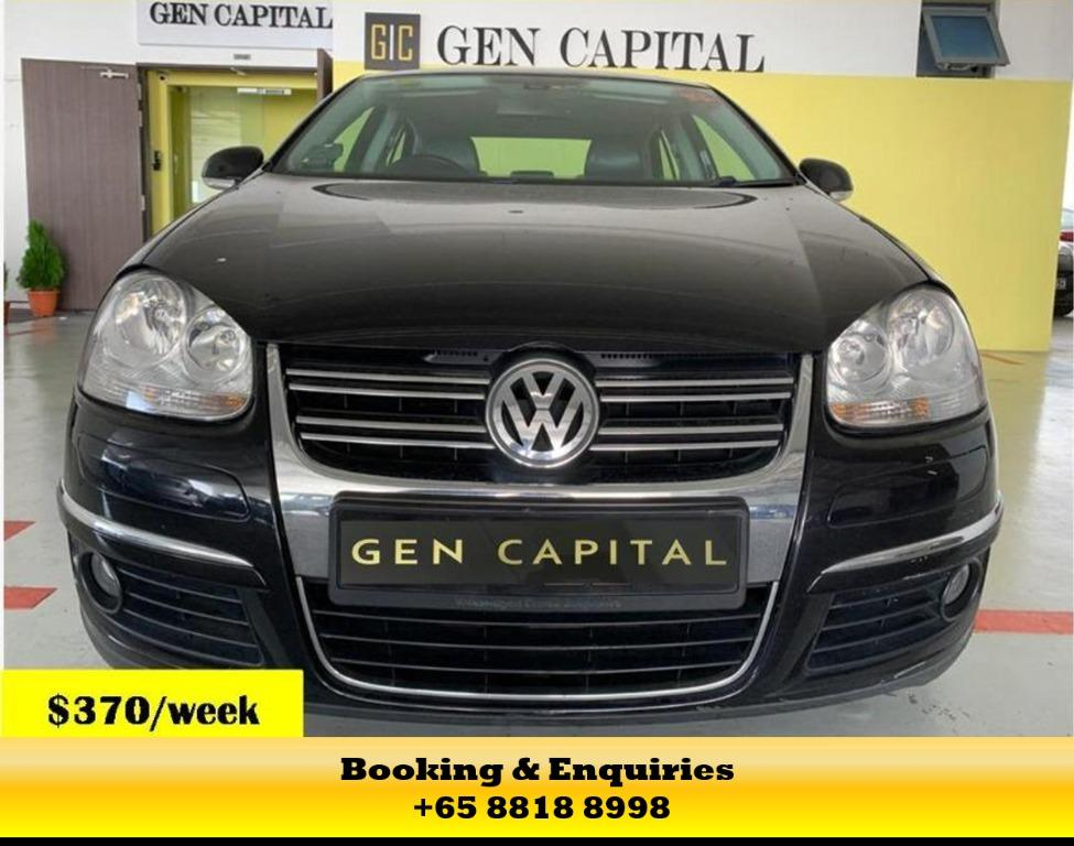 Volkswagen Jetta - 50% during circuit breaker period! Come sign up with us now to enjoy this mega saving, whatsapp me at +65 92344321!