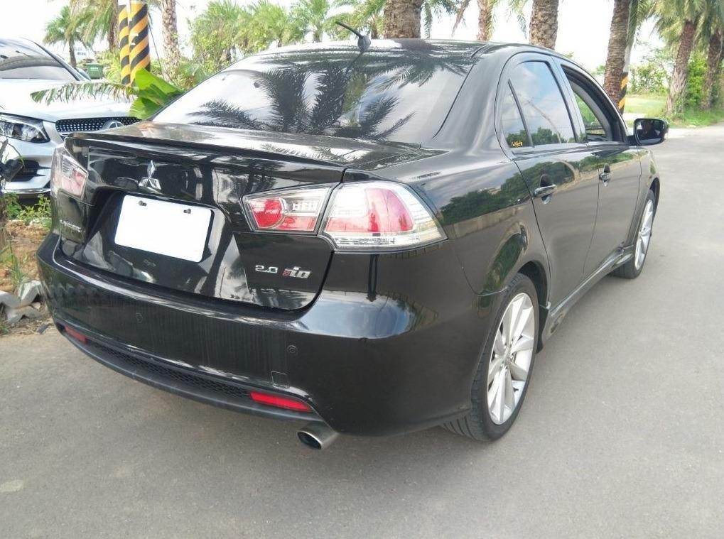 2010 Mitsubishi FORTIS iO 2.0