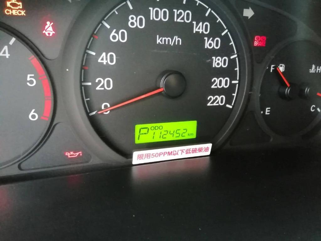 2015 史塔瑞獅 2.5 柴油 0800-000-811