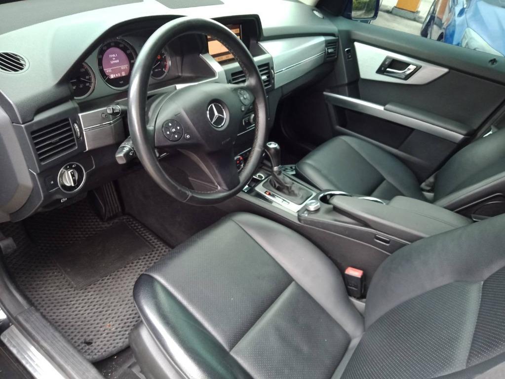 賓士 2010 黑色 GLK350 4WD