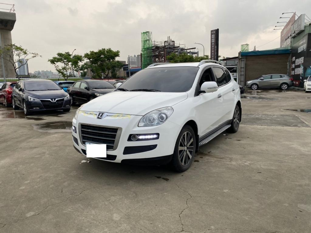 納智捷 2010 白色 U7 4WD