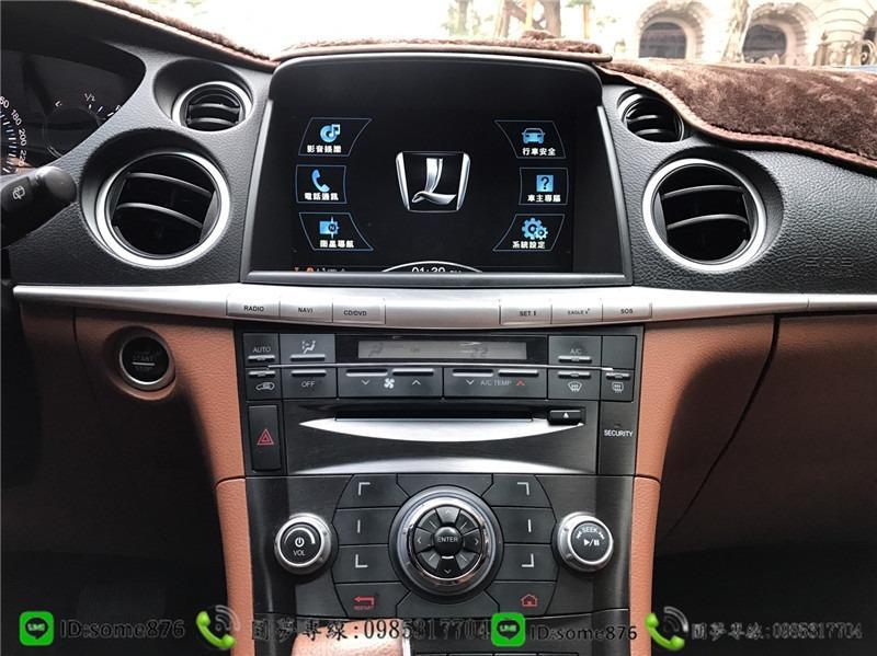 納智捷 SUV7 2.2CC 灰色