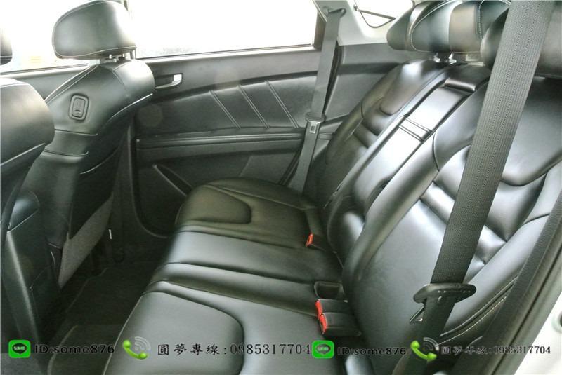納智捷 U6 1.8CC 灰色