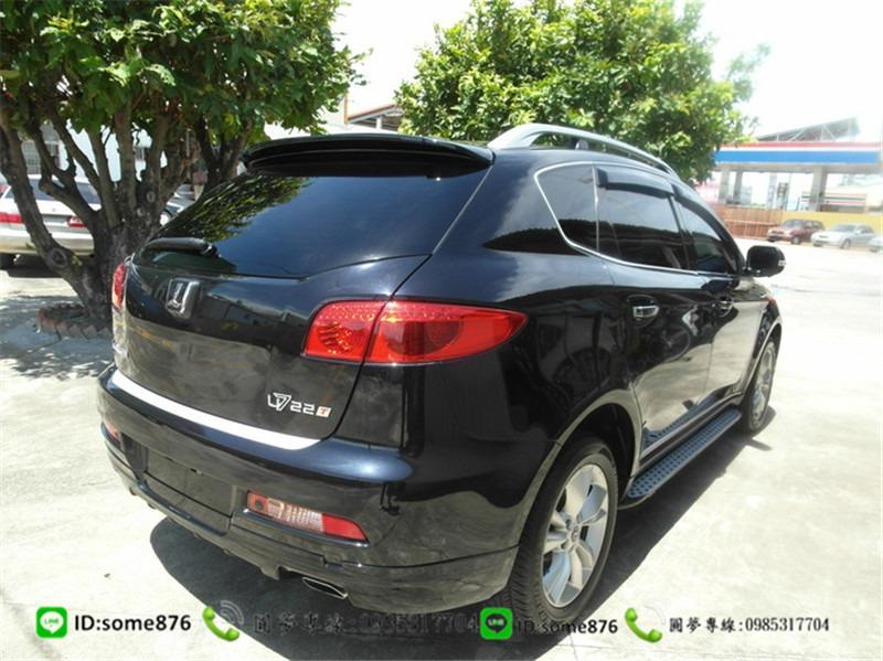 納智捷 U7 2.2CC 黑色