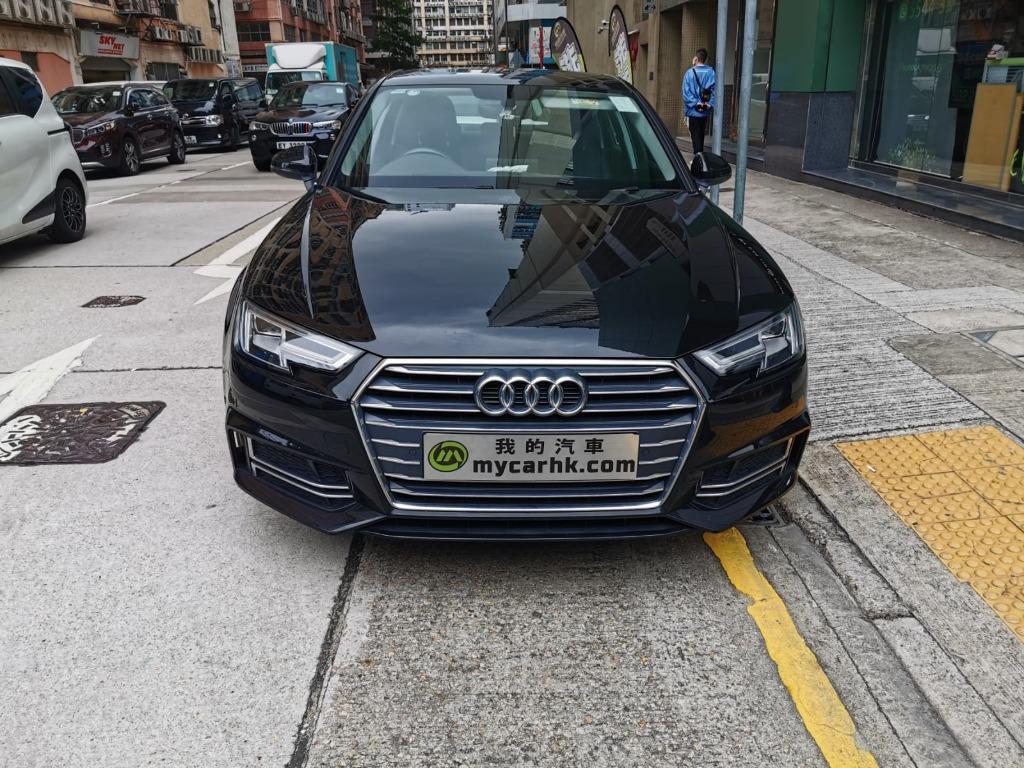 Audi A4 30TFSI Auto