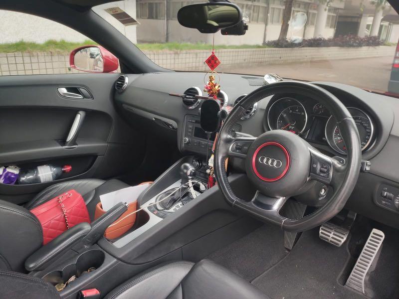 Audi TT 3.2 quattro S tronic DSG (A)