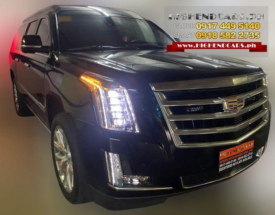 Cadillac Escalade Vip Bulletproof Inkas Armor 2020 Auto Cars For Sale New Cars On Carousell