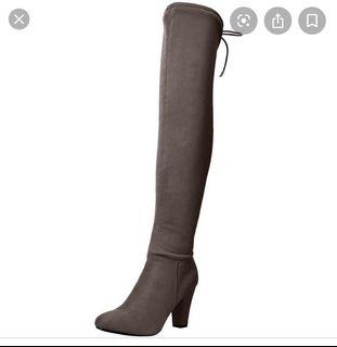 Call it spring qeiven grey boot