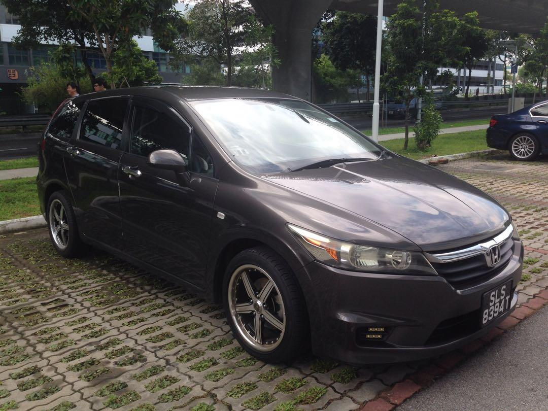 CIRCUIT BREAKER PROMOTION $270 for HONDA STREAM (NO CONTRACT) (First Come First Serve)