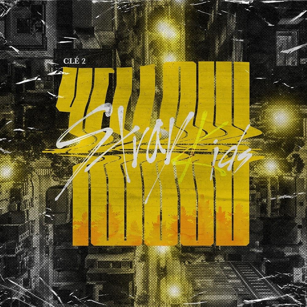 [FREE SHIPPING] STRAY KIDS - CLE 2: YELLOW WOOD ALBUM