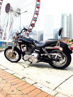 Harley Davidson Dyna Mint Condition
