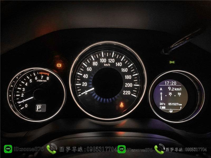 本田HR-V 1.8CC 藍色