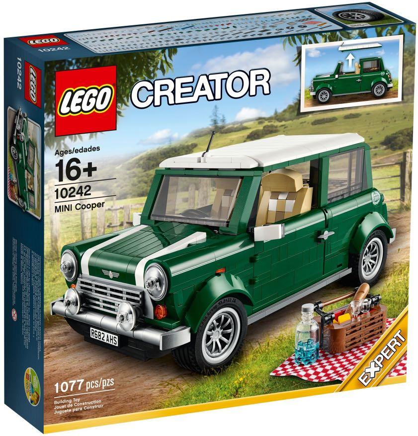 Lego 10242 MINI Cooper (Free shipping by Canada Post within On.)
