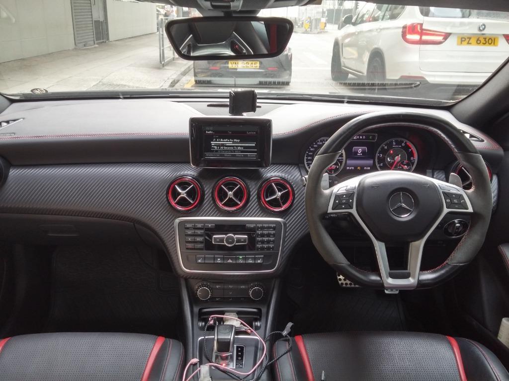 Mercedes-Benz A45 AMG (A)