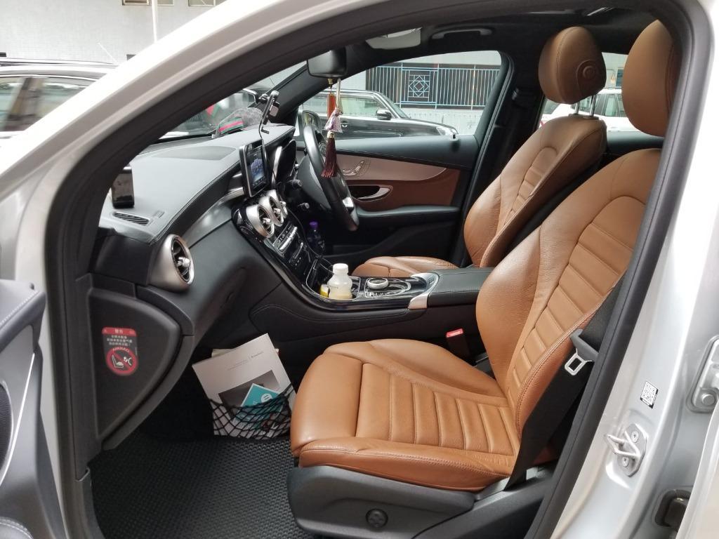 Mercedes-Benz GLC250 Coupe (A)