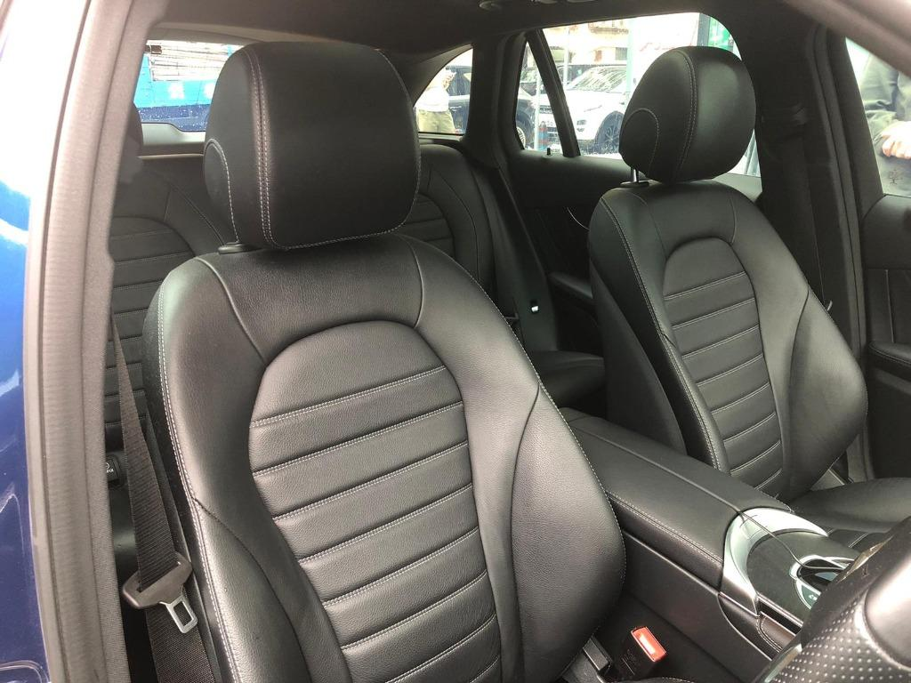 Mercedes-Benz GLC 300 AMG 2017 Auto