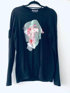 MSGM x CODALUNGA Longsleeve T-Shirt Size L NEW