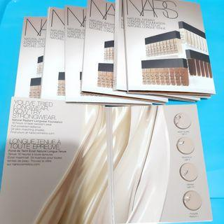 Nars Natural Radiant Longwear Foundation 自然亮采持久粉底液