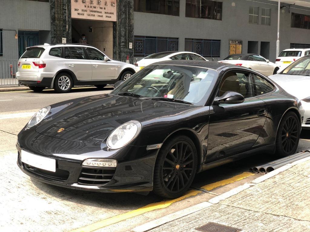 Porsche 911 997 C2S 2010 Auto