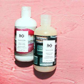 R+Co Shampoo & Conditioner