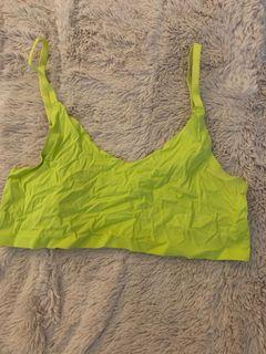 Silky sports bra small urban outfitters