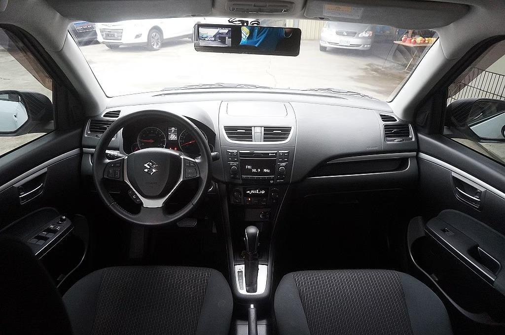 舜天車坊 Suzuki Swift 2014 頂級GLX 僅跑25000KM 原廠保養 免鑰匙+六氣囊