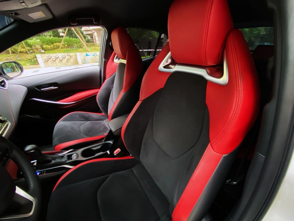 T牌鋼砲霸主 2019 TOYOTA Auris 頂級旗艦版 近似歐系車的底盤 擁有最完美的駕駛樂趣